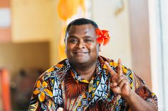 """""""The kids in the villages, the teenagers on the rugby field and the chiefs at the kava ceremonies were some of the warmest people I have met. When the people of Fiji greet you with a smile and 'Bula' they mean it.   I'm not sure if it's the water, the way of life or just 'Fiji Time' but it was infectious."""" - Pete Halvorsen"""