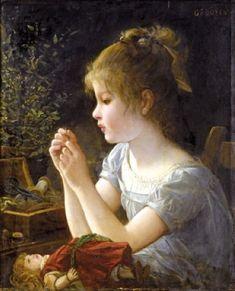 Gustave Doyen (1837 – ?, French)