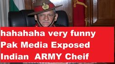 Pakistan Media Exposed Indian Army Cheif General Bipin R…