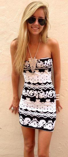 The Summer Fling Dress - Boca Leche