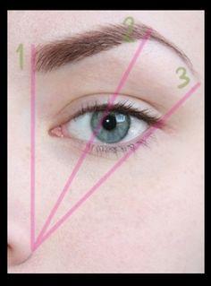 Good brow tutorial video