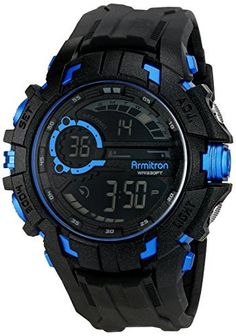 Armitron Sport Men's 40/8335 Digital Chronograph Resin Strap Watch https://www.carrywatches.com/product/armitron-sport-mens-408335-digital-chronograph-resin-strap-watch/ Armitron Sport Men's 40/8335 Digital Chronograph Resin Strap Watch  #armitronsportwatches-armitronallsport #armitronwatches #Chronographwatch More chronograph watches : https://www.carrywatches.com/tag/chronograph-watch/