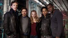 benedict cumberbatch sophie hunter | Islington (Benedict Cumberbatch) Door (Natalie Dormer), Hunter (Sophie ...