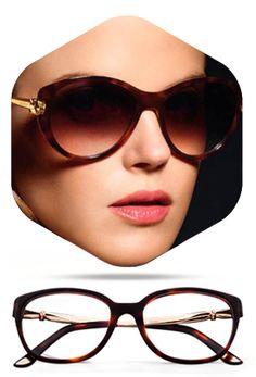 CARTIER Cartier, Cat Eye Sunglasses, Eyes, Cat Eyes