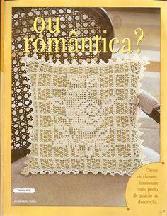 Trabalhos em Croche - Almofadas 02 - Lita Z - Picasa Web Albums