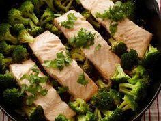 20-Minute Hoisin Skillet Salmon