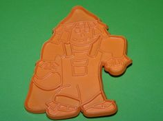 Chilton Kiddy Kreetures Halloween Cookie Cutter Scary Scarecrow