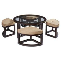 Red Barrel Studio Sun King Coffee Table