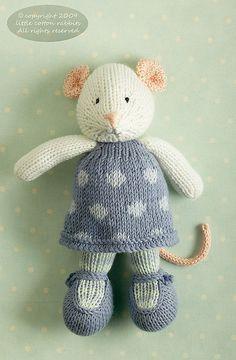 Mina by Little Cotton Rabbits