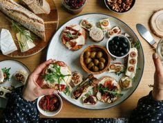 przekąski dla gości Falafel, Pinot Noir, Mexican, Ethnic Recipes, Food, Essen, Falafels, Meals, Yemek