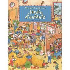 MON GRAND IMAGIER DU JARDIN D'ENFANTS: GUIDO WANDREY: 9789037474619: Books - Amazon.ca