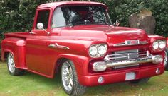 #Chevrolet Apache 1958. https://www.arcar.org/chevrolet-apache-1931-87901