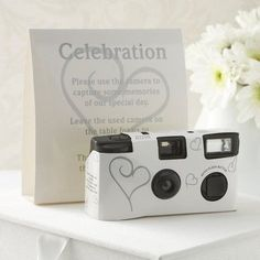 Disposable Camera | Community Post: 10 Ways To Keep Your Guests Entertained At Your Wedding