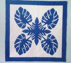 Hawaiian Quilt by NHQuiltArts