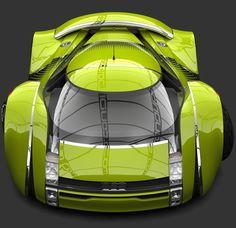 UBO Concept Car 2012 by Urbano Rodriguez | delvolante #Timbeta #timbeta #BetaLab