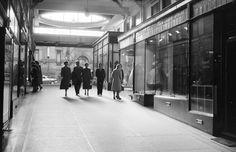 Queens Arcade. Melbourne, Australia.