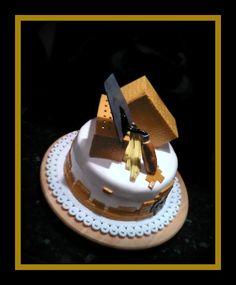 for a builder Modeling, Cake, Desserts, Food, Tailgate Desserts, Deserts, Modeling Photography, Kuchen, Essen
