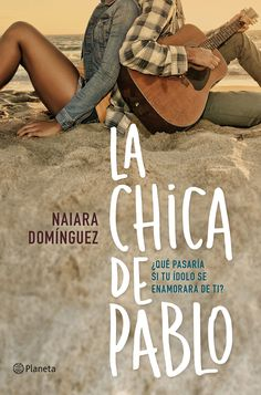 Cuando leí la sinopsis de La chica de Pablo de Naiara Domínguez, no sabía que era una novela fanfic y que el protagonista era Pablo Alborán. Si lo hubiera sabido, no lo hubiera leído ni loca. Por un lado, la fanfic genera en mí sentimientos contradictorios. En lo concerniente a personajes literarios puedo llegar a entenderla e, incluso, a valorarla. Cuando se trata de personajes reales... me parece bastante raro y, desde luego, algo muy encaminado a un tipo de público muy concreto: las fans.