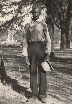 "George Harris of Barbour County, AL, 1930s-1941 Harris was a ""Jack of all trades"" working as a brick mason, carpenter, and painter."