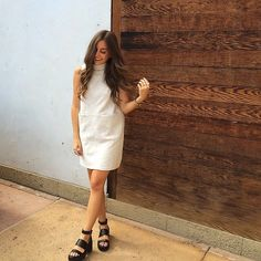 Free People Getaway Shift Dress