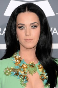 Hairstyle How-to: Turn Up the Volume: Katy Perry red carpet hair