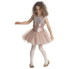 Ballerina Holiday Dress for little girls #adorable #FOLLOWITFINDIT