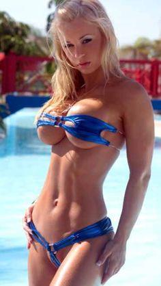 bit tits and slingshot bikini
