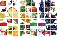 Des fruits, des légumes encapsulés chez Juice