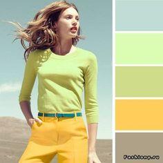 Многоцветное лето