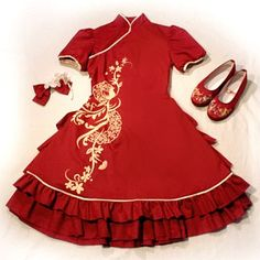 Qi Lolita With Acessories Harajuku Fashion, Japan Fashion, Lolita Fashion, Classy Outfits, Cute Outfits, Estilo Lolita, Lolita Cosplay, Japanese Street Fashion, Lolita Dress