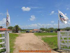 Manduri Parque Show nos últimos preparativos para realização da 3ª Grande Vaquejada de Frei Miguelinho-PE