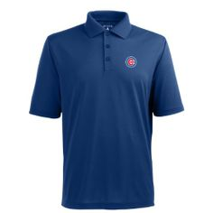 MLB Men's Chicago Cubs Pique Xtra Lite Desert Dry Polo - Price: $29.99 http://astore.amazon.com/cubsshop-20/detail/B009339P7Y