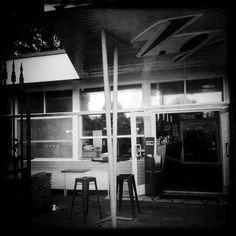 Café Volksgarten 2/2. Fotografie: Moka Consorten