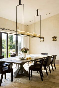 Great and modern dining room design Dining Room Inspiration, Interior Inspiration, Dining Area, Kitchen Dining, Dining Table, Banquette Dining, Round Dining, Dining Rooms, Home Goods Decor