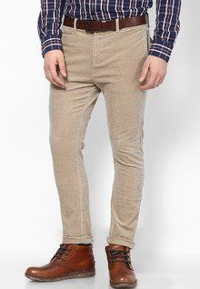 Stylish, Latest Fasionable & Well Designed United Colors Of Benetton Camel Corduroy Trouser men features product specifications, reviews, ratings, images, price chart and more to assist the user
