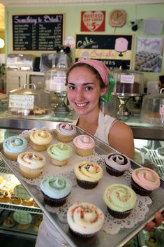 NYT Cooking: Magnolia Bakery's Cupcakes