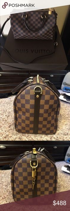 433bd7dd19fd Shop Women s Louis Vuitton size 30 Shoulder Bags at a discounted price at  Poshmark.