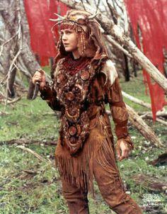 "Gabrielle the shamaness ""Them Bones, Them Bones"" S05 E05"