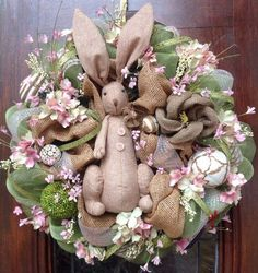 the bunny is so cute