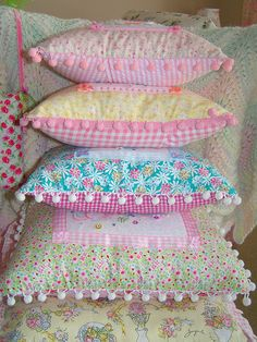 Crochet Pillow Case Edging Sew 41 Ideas For 2019 Crochet Pillow Cases, Crochet Cushions, Sewing Pillows, Cute Pillows, Diy Pillows, Decorative Pillows, Handgemachtes Baby, Sewing Crafts, Sewing Projects