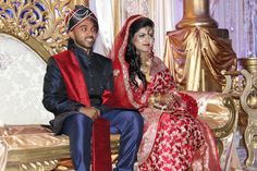 Exotic Bride & Groom from Toronto, Canada. Nov 2014