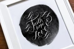 Molly-Jacques-Hand-Lettered-Calligraphy-Print. Added October 17, 2014.