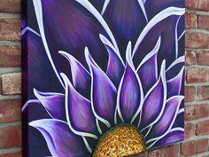 Internal Bloom | Denise Cassidy Wood | Fine Art Paintings