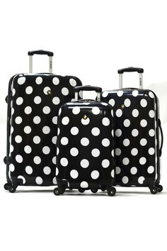 Spotted Luggage! Yes please :)