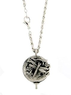 Dragonfly Perfume Diffuser Necklace Ornate Pewter Aromatherapy by Recyclebabe Necklaces -- Awesome products selected by Anna Churchill Perfume Diffuser, Washer Necklace, Pendant Necklace, Diffuser Necklace, Essential Oil Diffuser, Aromatherapy Diffuser, Jewelry Stores, Pewter, Celtic