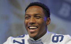 Taco Charlton's first endorsement deal? Not tacos, but soda