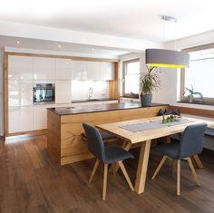 """gfrerer_kuechen auf Instagram: """"Projekt: Schwaiger/Pirchner, Saalfelden #gfrererküchen #küchen #eiche #wooddesign #woodliving #homedesign #interiordesign #saalfelden…"""""""