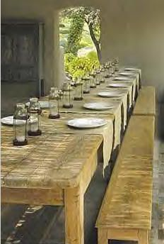 53 best farm tables and other old wood tables images on Pinterest in Outdoor Kitchen Table Top Ideas Html on kitchen cabinets outdoor, kitchen wood outdoor, grill tops outdoor,