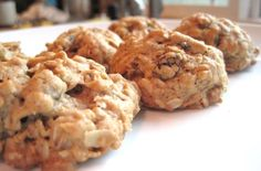 These are THE best breakfast cookies ever! Healthy and have coconut oil in them