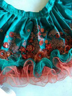 Tulasi skirt